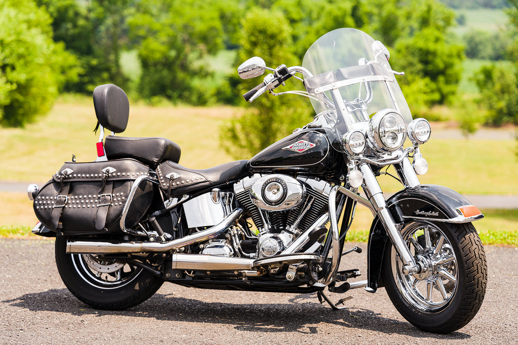"2013 Harley-Davidson Softail Heritage Classic FLSTC 103""/6-Speed Chromed-Out!!"
