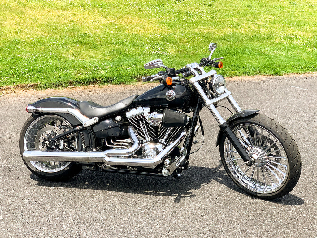 2013 Harley-Davidson Softail Breakout Break Out FXSB 8,319 Miles! CVO Wheels!!