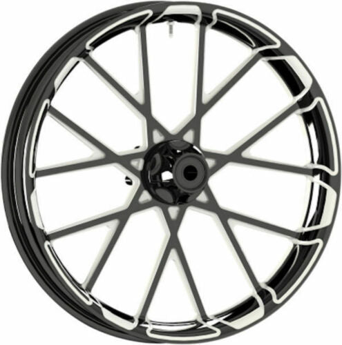 "Arlen Ness Procross Black Front Wheel 21"" X 3.50"" Harley Touring 08-18 Non ABS"