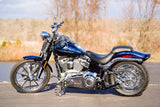 2005 Harley Davidson Road King Custom FLHRS Lava Red Sungo Ton's of Extras! 36k