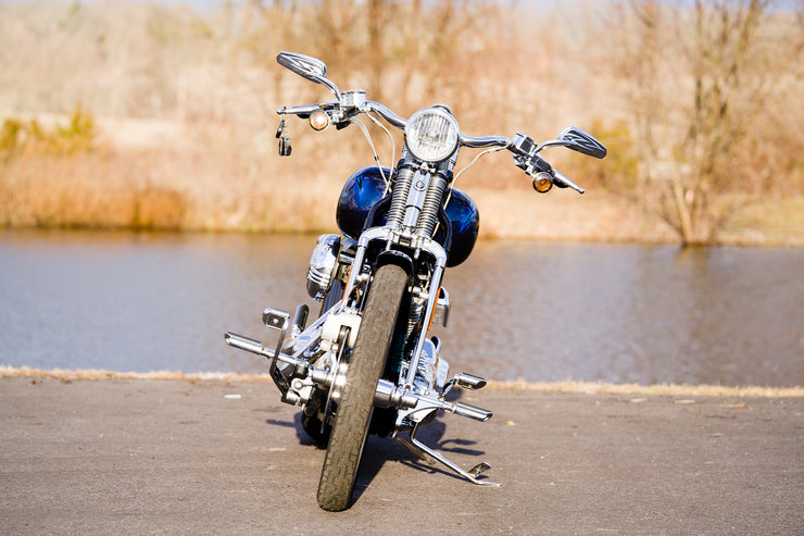 2001 Harley Davidson Softail Heritage Classic Custom Bagger Screamin' Eagle 95""