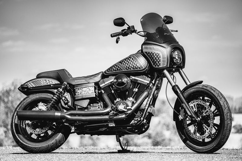 "2017 Harley Davidson Dyna Low Rider S FXDLS 117"" Screamin' Eagle CVO 125HP/TQ - $32,995"