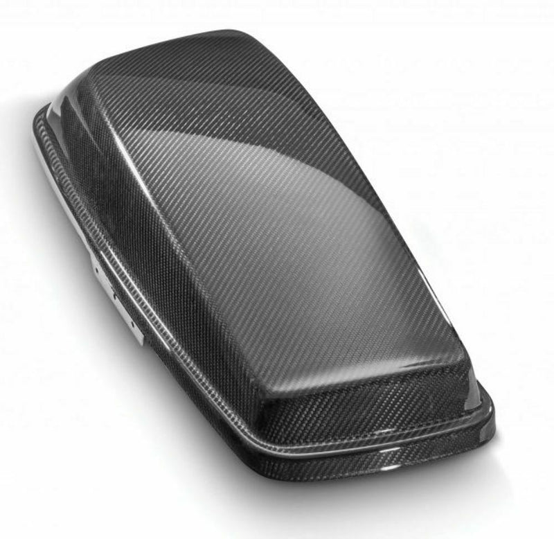 Slyfox Gloss Carbon Fiber Saddlebag Lids Covers Harley Touring Dresser 2014-2020