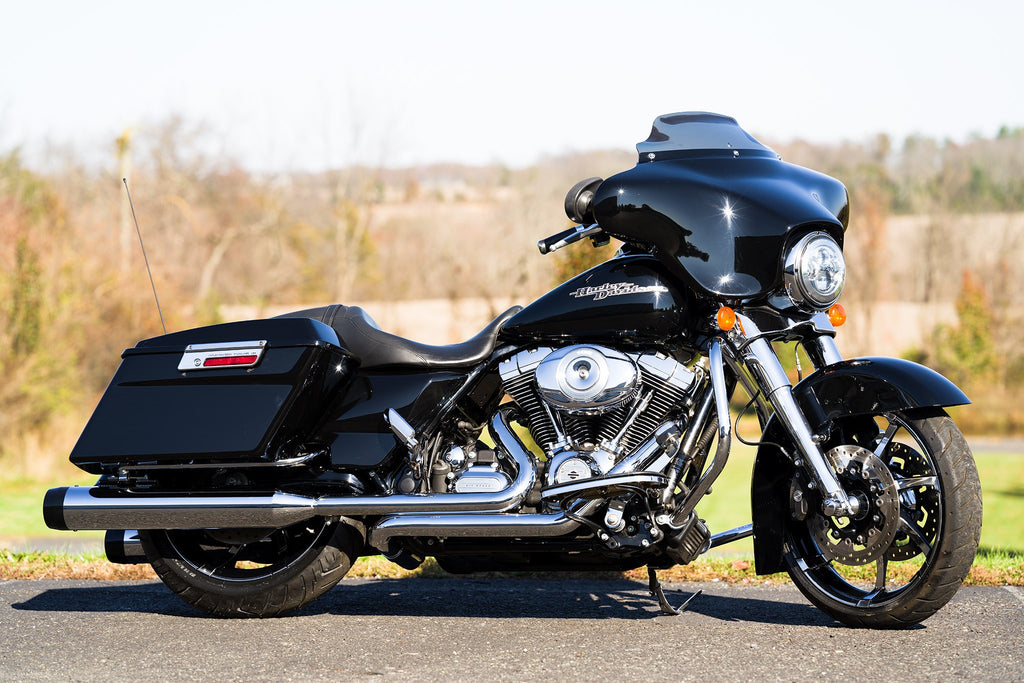 2012 Harley-Davidson Street Glide FLHX Thousands in Extras! Only 20,858 Miles!!
