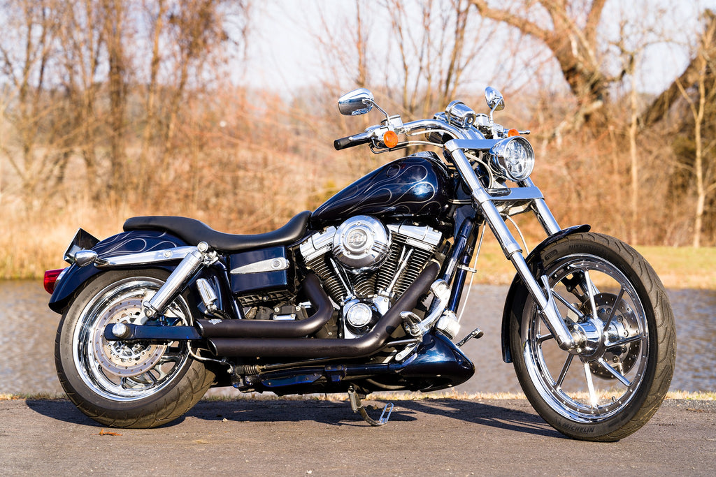 "2007 Harley-Davidson Screamin' Eagle CVO Dyna FXDSE Super Glide 110""/1802cc 6spd"