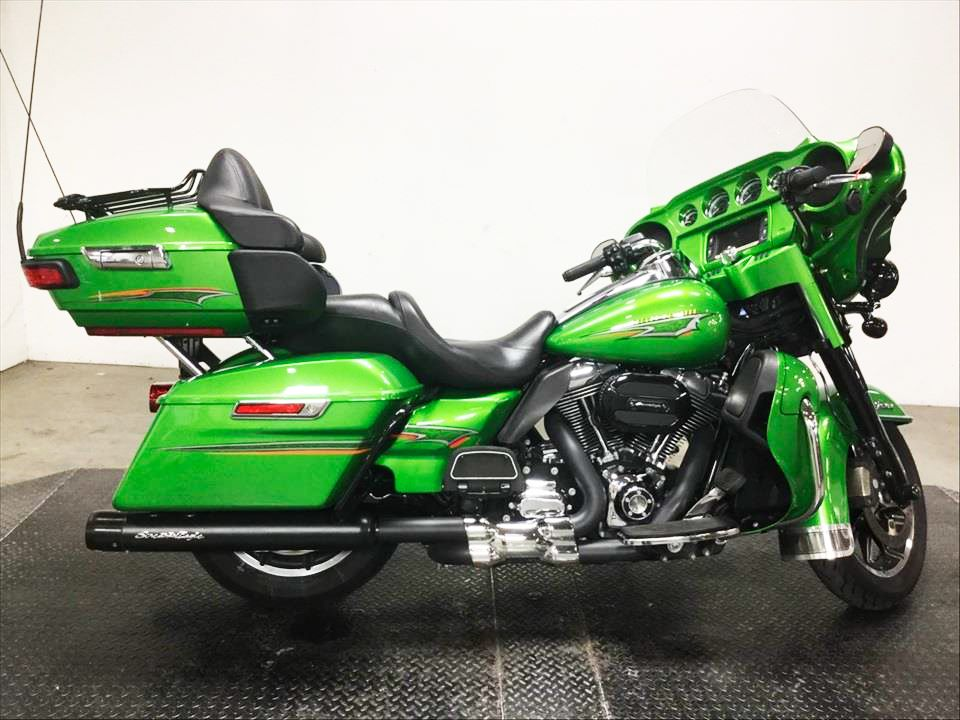 ***COMING SOON*** 2015 Harley-Davidson Ultra Classic Limited FLHTK Radioactive Green 18,419 Miles!