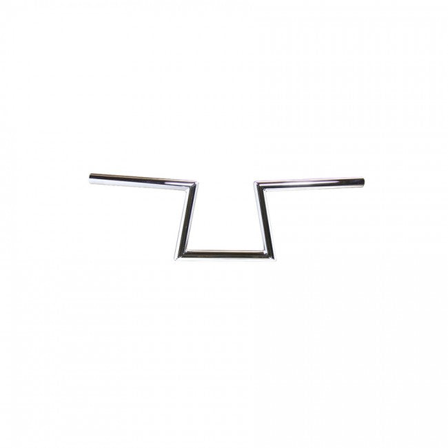 "TC Bros. 1"" Slant Z Handlebars - Chrome"
