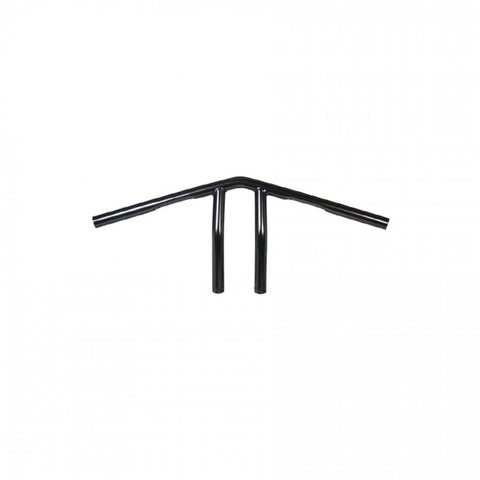 "TC Bros. 1"" Whiskey Handlebars - Black"