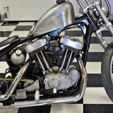 TC Bros. Streamliner Black Air Cleaner S&S Super E & G Carbs