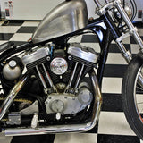 TC Bros. Ripple Polished Air Cleaner S&S Super E & G Carbs