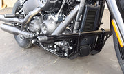 Bung King Highway Peg Crash Bar Engine Guard For Harley Davidson