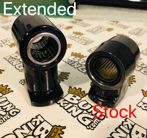 Bung King M8 Softail Shock Extension For Harley Davidson