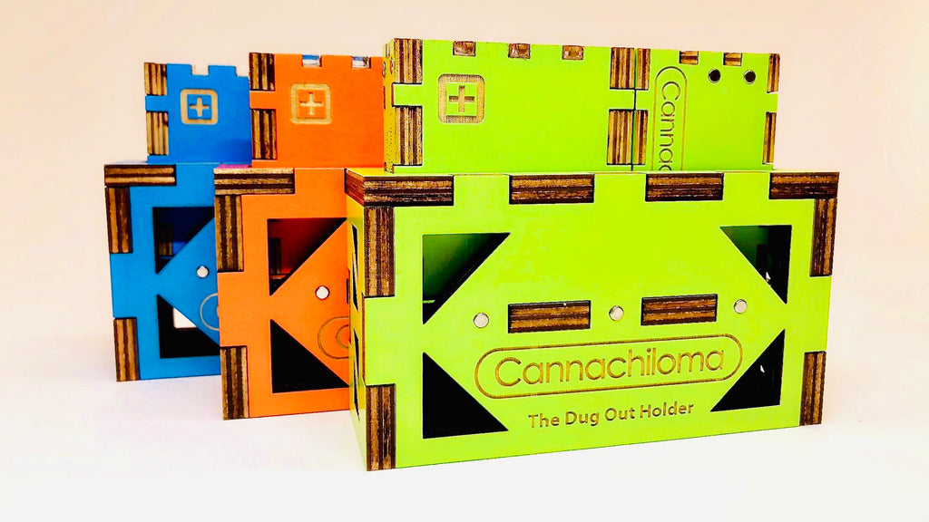 Add-On: The Dug Out Holder