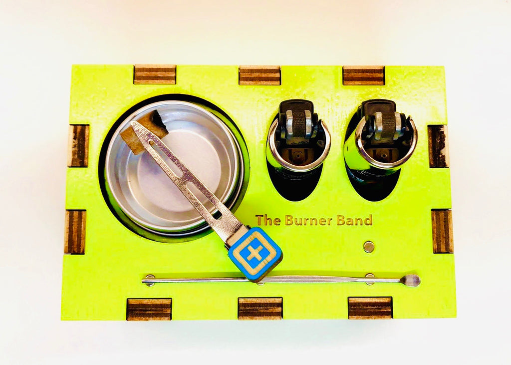 Add-On: The Burner Band