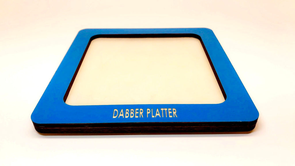 Silicone Tray - Dabber Platter - Medium