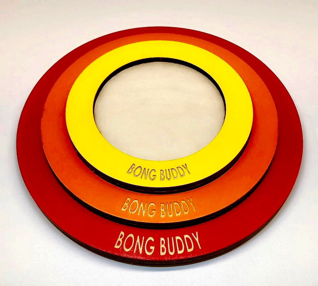 Silicone Tray - Bong Buddy - Large