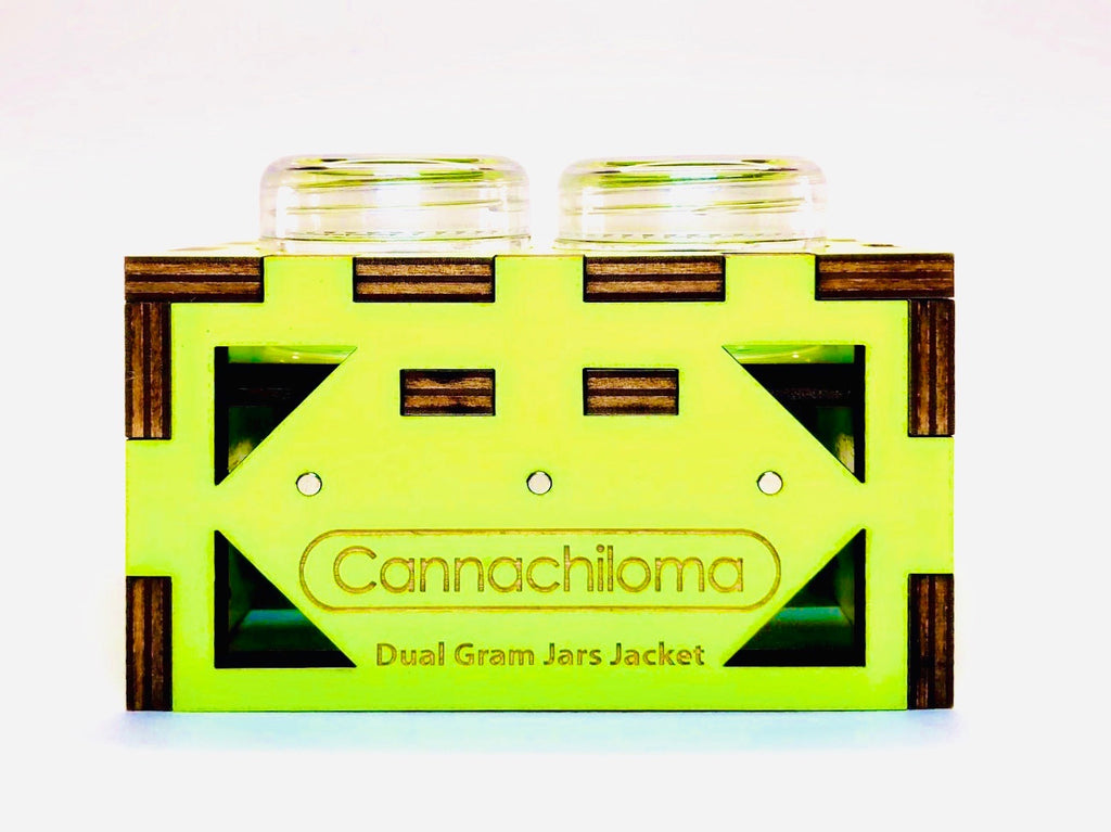 Add-On: The Dual Gram Jar Jacket