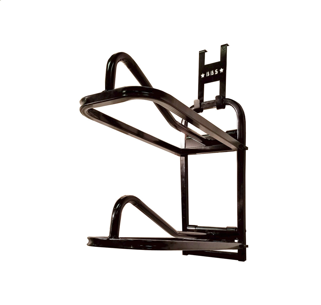 BBS Saddle Rack Bundle (2 Tier )