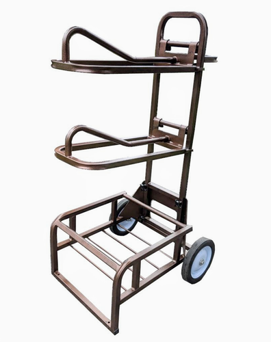 Best Showtime Saddle Cart (2 Tier)