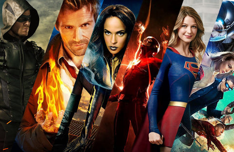 DC Comics Universe: Where to Watch and Viewing Order