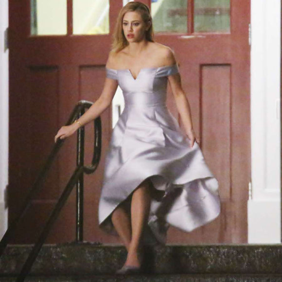 Riverdale S1 Ep11 Betty Cooper Homecoming Dress Ltd Ed (US 4-14) - The Costume Portal :: Mental XS Online