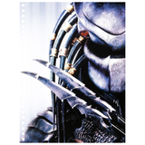 AVP Predator White Spiral Notebook (80 Pages) :: Mental XS Online