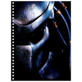 AVP Predator Black Spiral Notebook (80 Pages) :: Mental XS Online