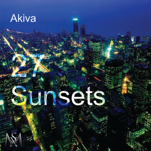 Akiva - 27 Sunsets (Copyright XS Media)