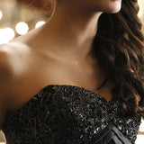 Vampire Diaries 3x14 Elena Gilbert Mikaelson Ball Gown (US 4-14) from The Costume Portal at Mental XS Online