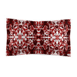Red Kaleidoscope Microfiber Pillow Case (King) :: Mental XS Online EXCLUSIVE
