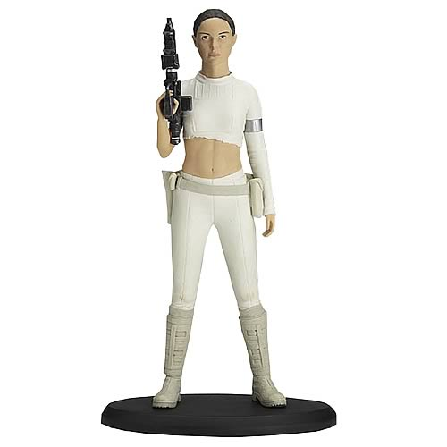 Star Wars Episode II: Attack of the Clones - Padme Amidala Cold-Cast Resin Statue 14