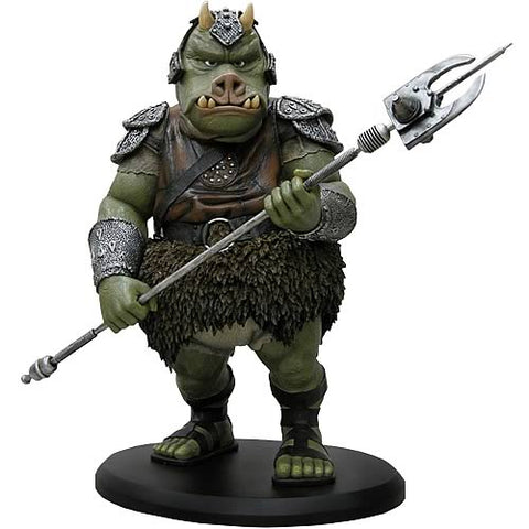 "Star Wars Episode VI: Return of the Jedi - Gamorrean Guard Cold-Cast Resin Statue 15"" - Attakus Limited Edition 1,500 Pieces from Mental XS Online"