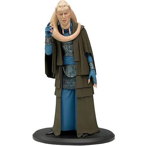 Star Wars Episode VI: Return of the Jedi - Bib Fortuna Cold-Cast Statue 16½