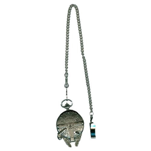 Star Wars Millennium Falcon Pocket Watch - Official Male :: Mental XS Online