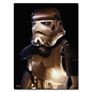"Star Wars ""Trooper"" Unframed Paper Giclee Fine Art Print by Brian Rood [19"" x 13""] - Official Acme Archives Limited Edition 250 :: Mental XS Online"