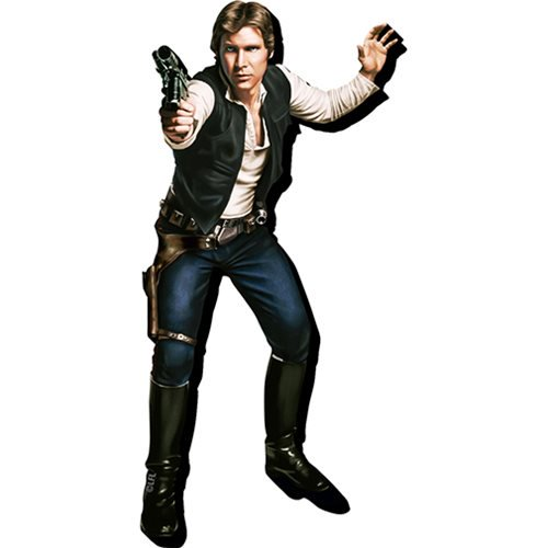 Star Wars Han Solo Funky Chunky Magnet - Official Unisex :: Mental XS Online