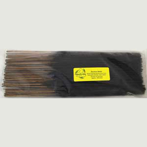 Azure Green French Vanilla Incense Sticks - 95-100 pack (100g)
