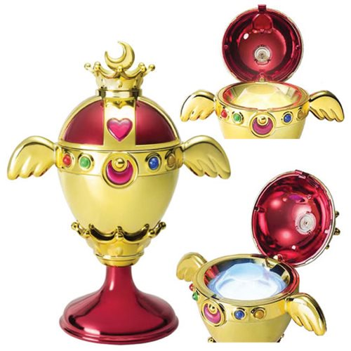 Sailor Moon Rainbow Moon Chalice Proplica - Official Bandai Tamashii Nations :: Mental XS Online