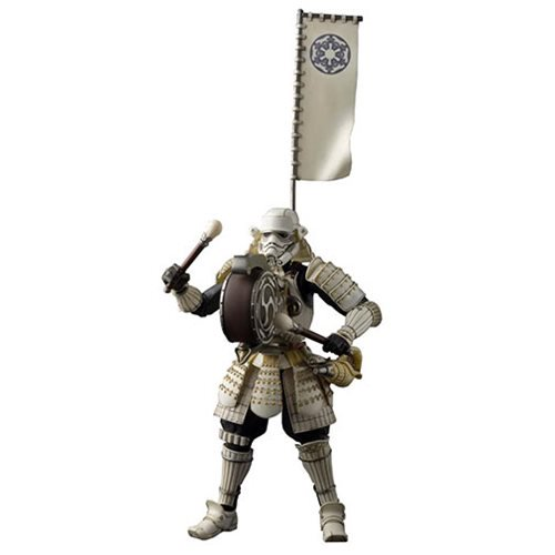 Star Wars Taikoyaku Stormtrooper Action Figure - Official Unisex :: Mental XS Online