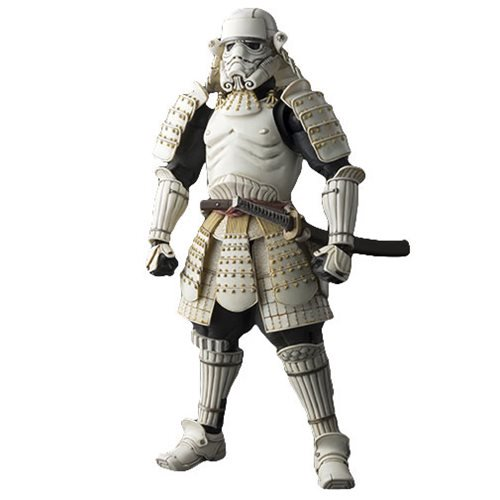 Star Wars Ashigaru Stormtrooper Movie Realization Figure - Official Male :: Mental XS Online