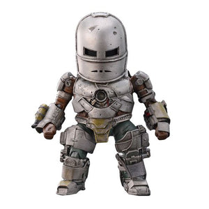 "Iron Man 3: Iron Man Mark 1 Egg Attack Action Figure 6"" - Official Beast Kingdom Toys :: Mental XS Online"