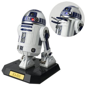 Star Wars Episode IV: A New Hope R2-D2 Chogokin x12 Perfect Model Kit - Official Bandai Tamashii Nations :: Mental XS Online