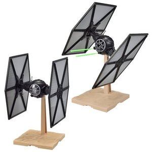 Star Wars Episode VII: The Force Awakens First Order TIE Fighter 1:72 Scale Model Kit - Official Male :: Mental XS Online