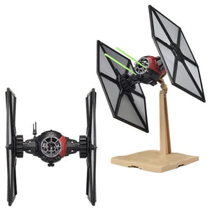 Star Wars Episode VII: The Force Awakens First Order Sp. Forces TIE Fighter 1:72 Model - Official Male :: Mental XS Online