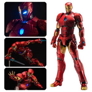 "Iron Man Shape Changing Armor Re: Edit Action Figure 7"" - Official Sentinel :: Mental XS Online"