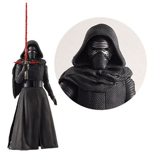 Star Wars Kylo Ren 1:12 Scale Model Kit - Official Unisex :: Mental XS Online