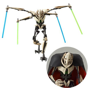 Star Wars General Grievous 1:12 Scale Model Kit - Official Unisex :: Mental XS Online