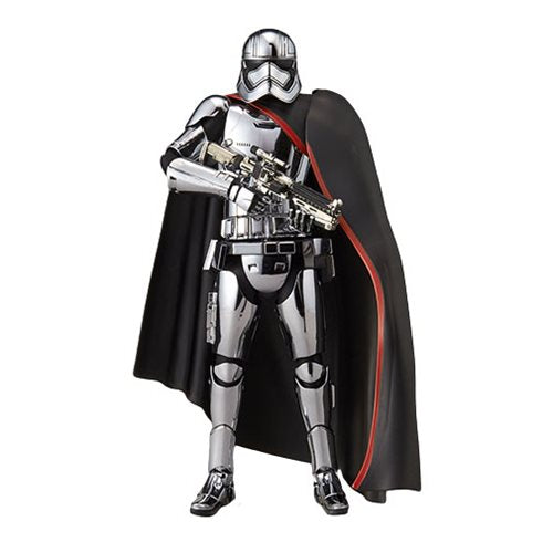 Star Wars Captain Phasma 1:12 Scale Model Kit - Official Unisex :: Mental XS Online