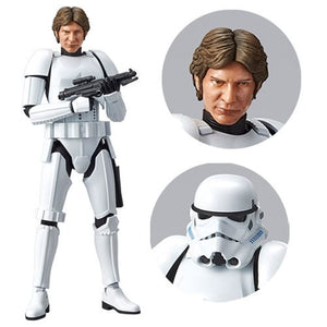 Star Wars Episode IV: A New Hope Han Solo Stormtrooper 1:12 Scale Model Kit - Official  :: Mental XS Online