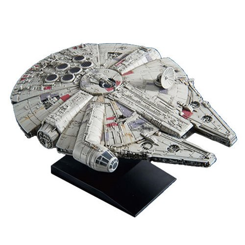 Star Wars Episode V: The Empire Strikes Back Millennium Falcon Model Kit - Official Unisex :: Mental XS Online